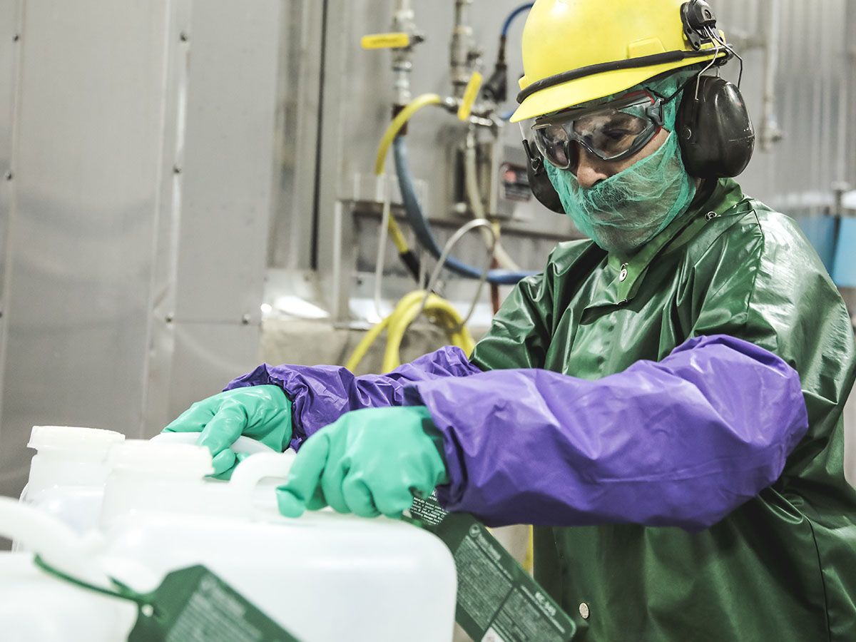 Food Safety Starts with the Right Sanitary Design