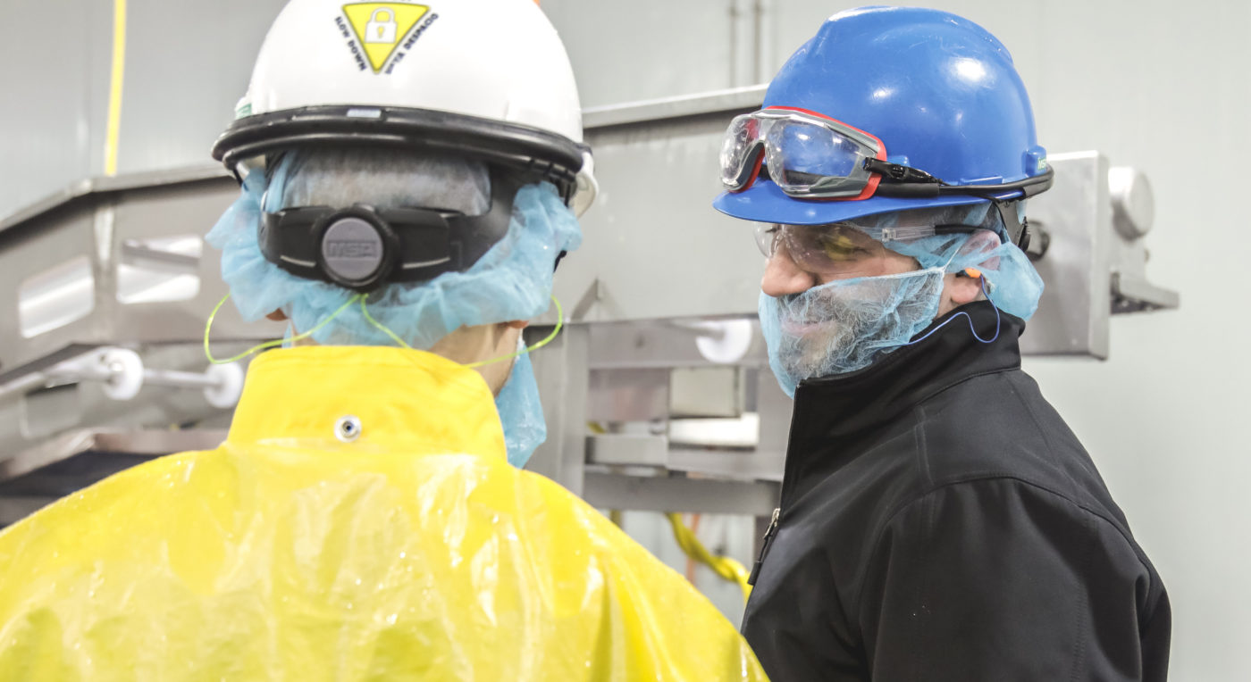 Building the Food Safety Leaders of Tomorrow