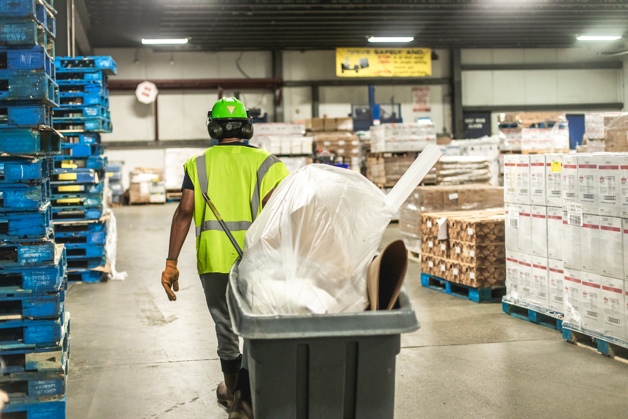 Value-Added Sanitation Services Can Drive Substantial Savings for Warehouses