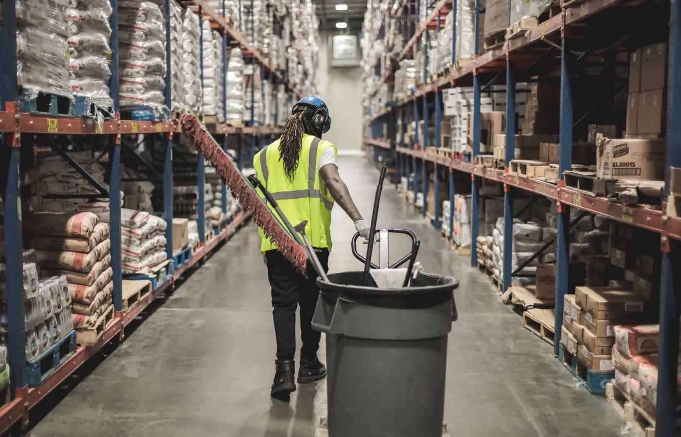 Standardization in Sanitation Advances Warehouse Audit Performance